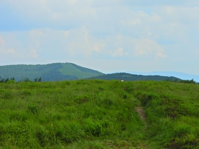 Bieszczady, Wetlina, Smerek 21, okolice, widoki, góry